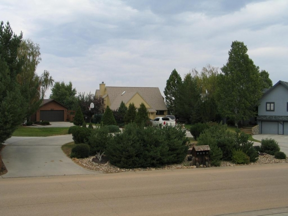 Colony South Sheridan WY Homes
